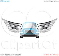 Clipart Of A Silver Winged Blue Moving Van Or Big Right Truck ... Packing Moving Van Retro Clipart Illustration Stock Vector Art Toy Truck Panda Free Images Transportation Page 9 Of 255 Clipartblackcom Removal Man Delivery Crest Cliparts And Royalty Free Drawing At Getdrawingscom For Personal Use 80950 Illustrations Picture Of A Truck5240543 Shop Library A Yellow Or Big Right Logo Download Graphics