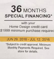 Fresh Bobs Furniture Credit Card Payment Decorating Idea