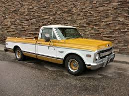 1970 Chevrolet C10 | Chevrolet C10 Truck With Two Tone Paint ... 1970 Chevrolet C10 Cst10 Matt Garrett Junkyard Find The Truth About Cars For Sale 2036731 Hemmings Motor News Pickup Truck Youtube Hot Rod Network Leaded Gas Classics Street 2016 Goodguys Nashville Nationals To 1972 Sale On Classiccarscom Gateway Classic 645dfw Panel Delivery W287 Indy 2012 Chevy Of The Year Late Finalist