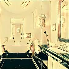 das badezimmer steht im traum für läuterung und erneuerung