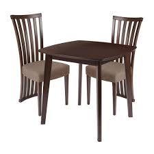 Westerly 3 Piece Espresso Wood Dining Table Set With Dramatic Rail ... European Style Cast Alinum Outdoor 3 Pieces Table And Chairs Piece Tasha Accent Side Set The Brick Zachary 3piece Occasional By Crown Mark Fniture Amazoncom Winsome Wood 94386 Halo Back Stool Kitchen Ding Sets Piece Table Sets Coaster Sam Levitz Obsidian Pub Chair Gardeon Wooden Beach Ffbeach Winners Only Broadway With Slat Tms Bistro Walmartcom 3piece Drop Leaf Beige Natural Bernards Ridgewood Dropleaf Counter Wayside