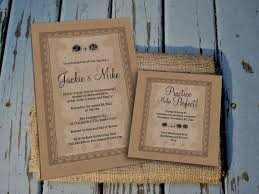 Rustic Rehearsal Dinner Invitations For Design Examples Attraktiv Very Amazing 12