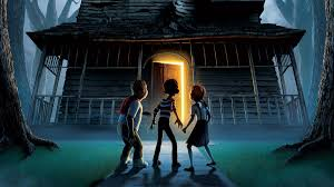 Scary Godmother Halloween Spooktacular Cast by Monster House 2006 Directed By Gil Kenan U2022 Reviews Film Cast
