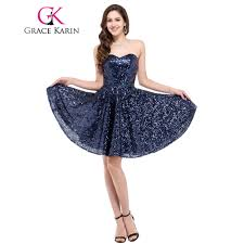 popular sparkly navy blue prom dress buy cheap sparkly navy blue