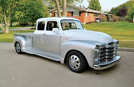 100 Custom Ram Trucks Stretched 1947 Chevy 3800 2007 Dodge 3500 Readers Rides