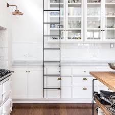 Pure Salt Interiors Puresaltinteriors O Instagram Photos And Videos Rolling LadderKitchen DecorKitchen