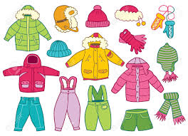 Free Clipart Winter Clothes