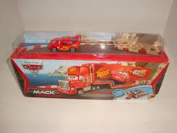 Disney Cars Mack Truck Hauler Caminhão + Mcqueen Palyset - R$ 399,50 ...
