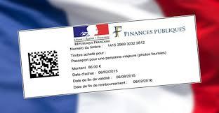 bureau pour passeport carte d identité passeport où acheter un timbre fiscal afoc