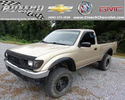 100 Toyota Tacoma Used Trucks Harlan Vehicles For Sale