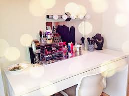 Corner Desk Ikea Micke by Furniture Makeup Desk Ikea For A Feminine Appeal U2014 Threestems Com