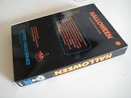 Halloween Atari 2600 Reproduction sold condor attack ultravision ntsc cib halloween cib black