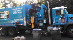 Meadowbrowbrook Garbage Trucks Chugging Trash! - YouTube