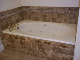 Tiling A Bathtub Surround by Project Showcase Tile Right