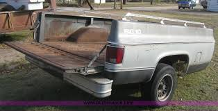 Chevrolet pickup bed trailer Item H9369