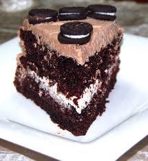 Vegan Chocolate Oreo Cake • Holy Cow Vegan Recipes