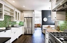 Image Of Terrific Light Green Kitchen Ideas Valspar Interior Paint Over Faux Brick Wall Panels