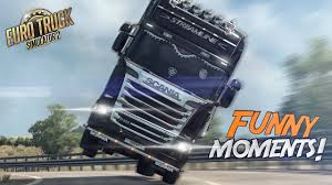 Euro Truck Simulator 2 Multiplayer Funny Moments & Crash Compilation ...