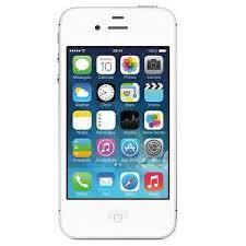 iPhone 4 White Unlocked