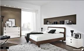 Two Color Bedroom Design