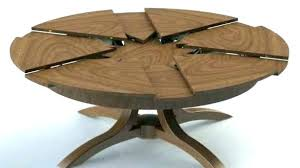 Table Leaf Hardware Round With Tables Leaves Dining