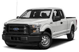 2017 Ford F-150 XL 4x4 SuperCab Styleside 8 Ft. Box 163 In. WB ...