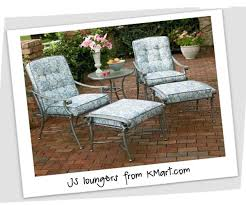 Kmart Jaclyn Smith Patio Cushions by Kmart Outdoor Makeover Flamingo Soirée Day 2