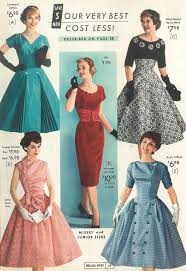 1950 To 1960 Fashion 1950s For Styles Trends Pictures 60 S Search Beginning