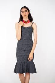 white dots dress u2013 nahuala