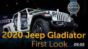 100 Truck Prices Blue Book 2020 Jeep Gladiator First Look Kelley