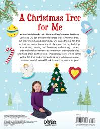 Christmas Tree Books by A Christmas Tree For Me Book By Quinlan B Lee Constanza