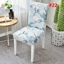 Stretch Removable Washable Dining Chair Protector Cover Seat ... Decorative Chair Coversbuy 6 Free Shipping Alltimegood Ding Room Covers Short Super Fit Stretch Removable Washable Cover Protector Print Office Cube Decor Zone Desk Southwest Wedding Stylists And Faux Linen Sand Summer Promoondecorative 60 Off Today Coversbuy Free Shipping 49 Patio Amazoncom Duck