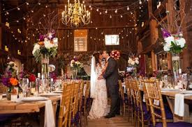 New Jersey Wedding Venues With A Rustic Feel