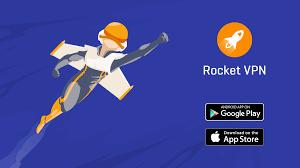 Free VPN App for Android Rocket VPN
