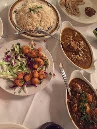 different types of cuisines in the similar looking curries from totally two different types of dishes