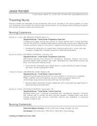 Cover Letter Resume Template Word Labor And Delivery Nurse Samples Of Resumes Examples Vs Resu