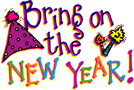 Happy New Year Free Clipart