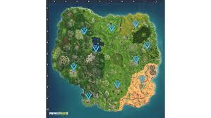fortnite so findet ihr alle geburtstagstorten karte