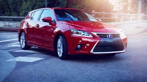 2017 Lexus CT – Luxury Hybrid