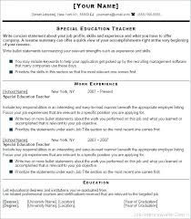 Resume Examples For Physical Education Teacher Plus Rh Theautomataformula Co Best Samples