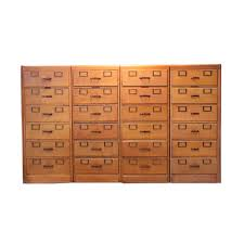 library bureau library bureau makers cabinets set of 4 auroramills com