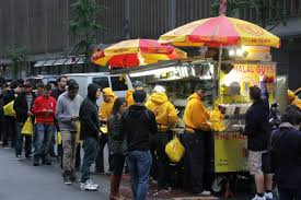 100 Halal Truck The Guys Are Suing A Copycat Food Cart Eater NY