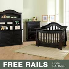 Munire Dresser With Hutch by Baby Appleseed 4 Piece Nursery Set Davenport 3 In 1 Convertible