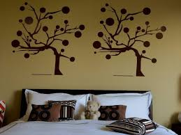Appealing Wall Painting For Bedroom Glamorous Design Tree Paint Pics Of Popular And Inspiration Paintings
