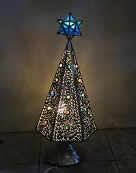 Mexican Punched Tin Lamp Shades by Christmas Tree Handmade Artisanal Mexican Punched Tin Marbles