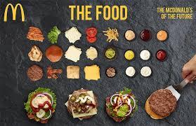 jeux de cuisine macdonald mcdonald s teste les frites à volonté dans restaurant du futur