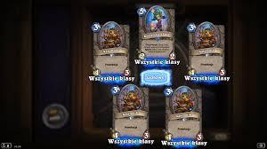 Hearthpwn Arena Deck Builder by Hired Gun Hearthstone Cards