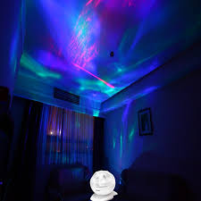 soaiy rotation sleep soothing color changing light