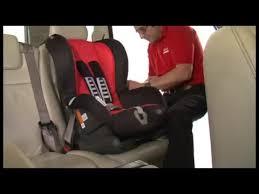 siege auto comment l installer installation avec la ceinture de sécurité du siège auto duo plus