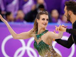 Guillaume Cizeron And Gabriella Papadakis During Their Performance Reuters Photo